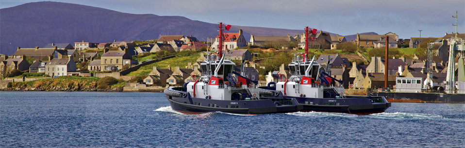 Council signs contract for new tugs.