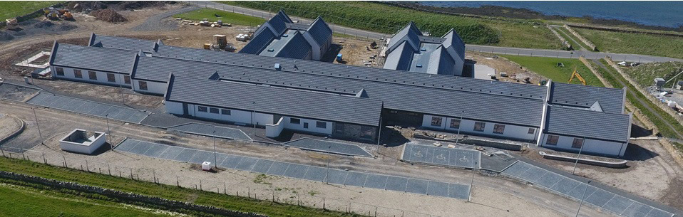 New Stromness care home has been named.