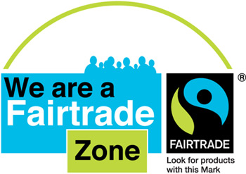 Orkney - We are a Fairtrade zone.