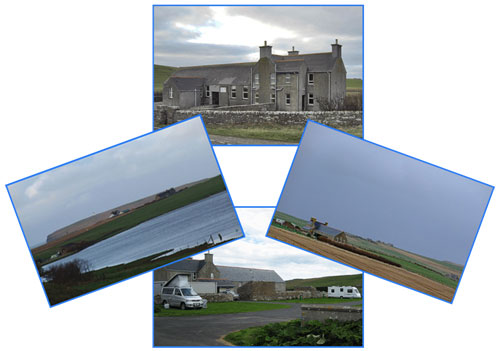 Birsay Outdoor Centre and Campsite.