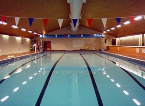 Stromness swimming pool.