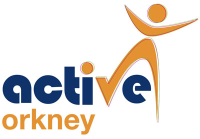Active Orkney logo.
