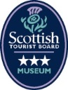 Scottish Tourist Board logo.
