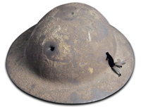 Eric Linklater's Tin Helmet