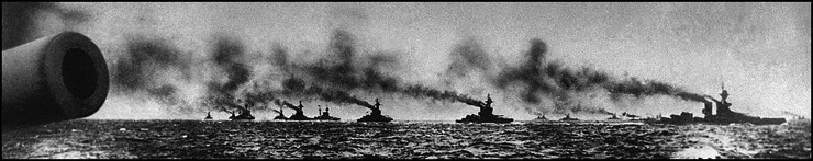 Image from the Battle of Jutland.